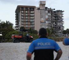 Miami building collapse: 'It felt like an earthquake'