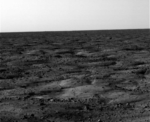 """Mars Phoenix lander has near-perfect landing, says """"it's really cold out here"""""""