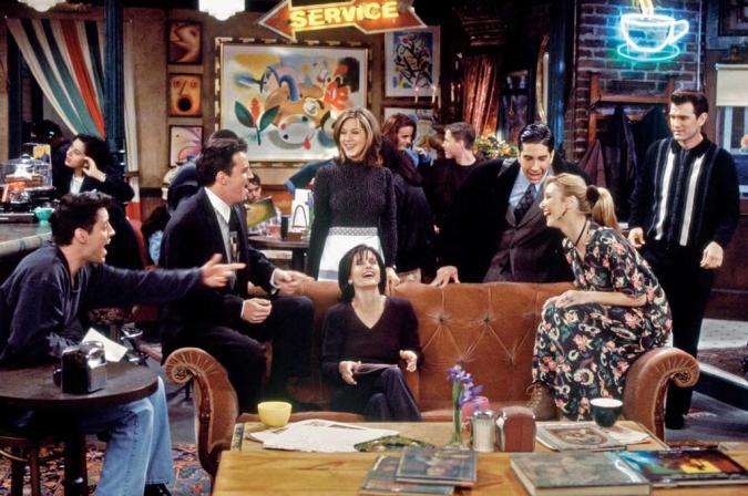 ¿Cuánto café se ha bebido en Friends? Un friki de la serie los ha sumado