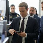 Zuckerberg facing blowback ahead of testifying on Capitol Hill