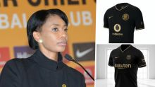Barcelona's new away jersey took Kaizer Chiefs by surprise - Jessica Motaung