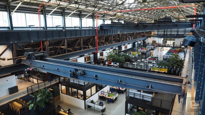 A tech accelerator grows in Brooklyn