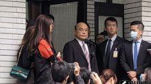 駐斐濟外館人員被打 蘇貞昌批:中國駐外人員耍流氓