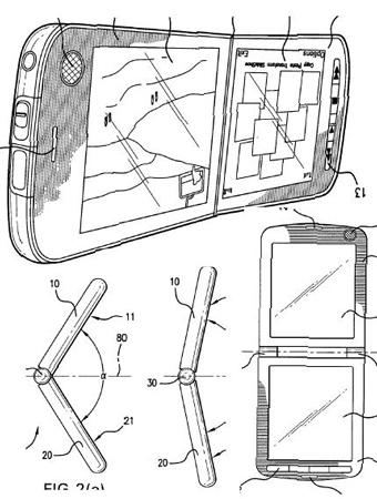 Nokia's patent application looks at things from a different angle