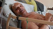 Fin de vie : Alain Cocq, qui avait décidé de se laisser mourir, a été hospitalisé