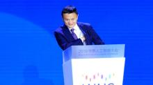 Alibaba's Jack Ma says can't meet promise to create 1 million U.S. jobs: Xinhua