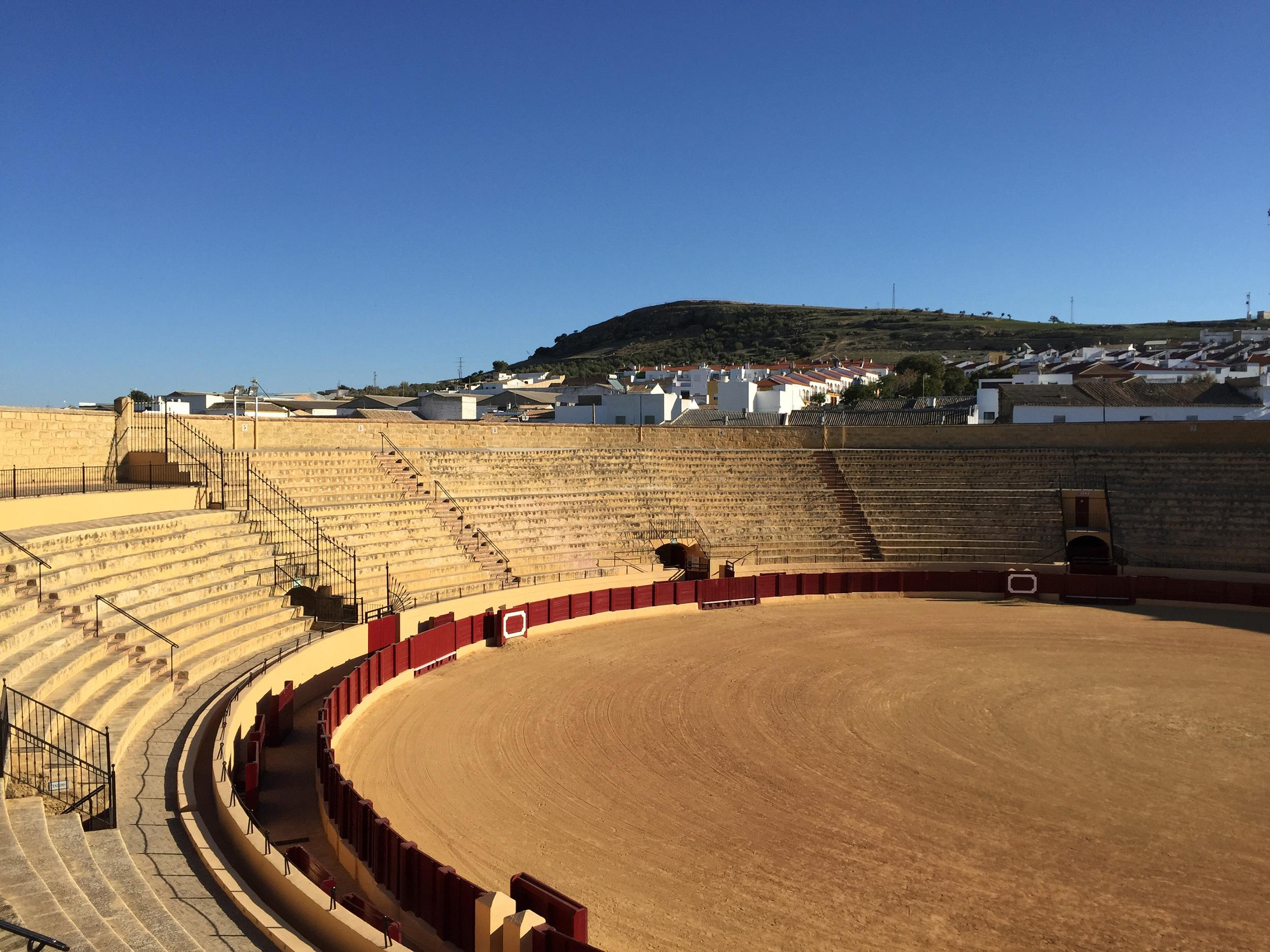 """<p><strong>GOT Location</strong>: The arena in Mereen</p>  <p><strong>Real life location</strong>: Bullring of Osuna, Spain</p>  <p>Visit the Bullring in Osuna and imagine what it would be like to be surrounded by your enemies just like Daenerys.</p>  <p><strong><a href=""""https://fave.co/2GpGqJU"""">Book your trip.</a></strong></p>  <p></p>"""