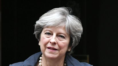 Theresa May Announces £1.7bn Boost For Transport Outside London