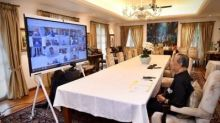 PM chairs usual NSC daily meeting amid rumours of emergency declaration