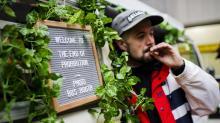 The Latest: Canada to pardon small-scale pot convictions