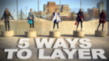 5 Ways to Layer Winter Clothes Like a Pro
