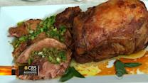 Chef Jenn Louis shares her coppa porchetta on THE Dish