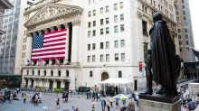 Stock Market Today: JPMorgan Weighs On Dow Jones As 10-Year Yield Dives Again
