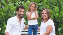 Alaia, la hijita de Adamari López, enternece pidiendo que su mami se mejore