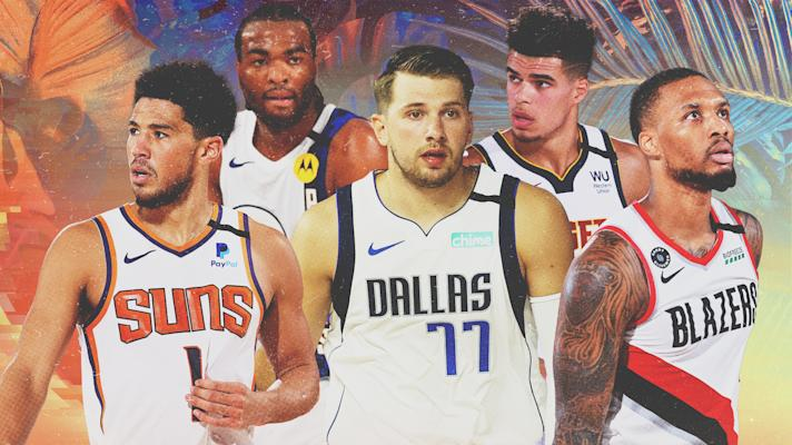 Who should make the NBA's All-Bubble team?