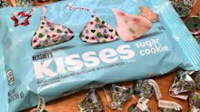 Hershey's Has New Sugar Cookie Kisses That Will Make the Holidays Extra Sweet