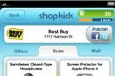 Shopkick, Best Buy team up to use location-based app for loyalty program
