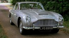 This $1 Million Aston Martin DB5 Was Bought Using Apple Pay