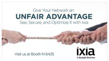 Ixia, a Keysight Business, Spotlights Solutions that Offer Networks an Advantage Against Security Threats at RSA 2019