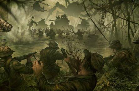 Exclusive: March of War heads for the jungle in Episode II Tropical Thunder