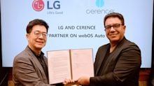 LG is building its own in-car voice assistant