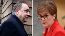 Alex Salmond set to elaborate on claims that Nicola Sturgeon misled Scottish Parliament