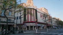 Le Grand Rex et d'autres cinémas en France ferment temporairement
