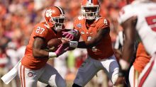Report: Ex-Clemson RB C.J. Fuller experienced chest pains before death