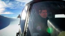Tom Cruise aprendió a pilotar un helicóptero para Misión Imposible 6 ¡y tenemos el video!
