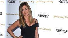 Jennifer Aniston Walked Her First Post-Wedding Red Carpet in Roland Mouret