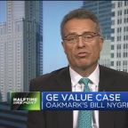 Oakmark Fund's Bill Nygren: GE clearly 'a swing and a mis...