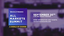 LIVE: Yahoo Finance All Markets Summit: A World of Change