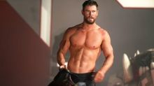 Chris Hemsworth putting on more bulk than Thor for Hulk Hogan role