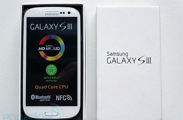 Engadget Giveaway: win a Samsung Galaxy S III, courtesy of DailySteals!
