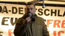 Founder of German far-right group Pegida denied entry to UK