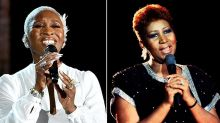 See the first look of Cynthia Erivo as Aretha Franklin on Genius