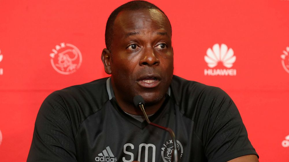 Stanley Menzo admits to Ajax Cape Town struggles ahead of tricky Bloemfontein Celtic tie
