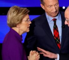 'You called me a liar on national TV': audio released of testy Warren-Sanders exchange