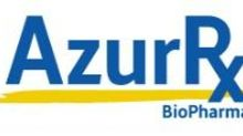 """FMW Media's """"New To The Street"""" Syndicated TV Show Features AzurRx BioPharma, Inc."""
