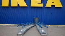 IKEA-Körbe sind das neue It-Piece