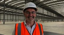 Online shopping boom drives rush for warehouse space