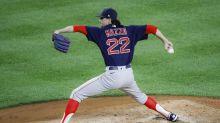 Red Sox's Chris Mazza, cousin of Joe DiMaggio, relished making Boston debut vs. Yankees