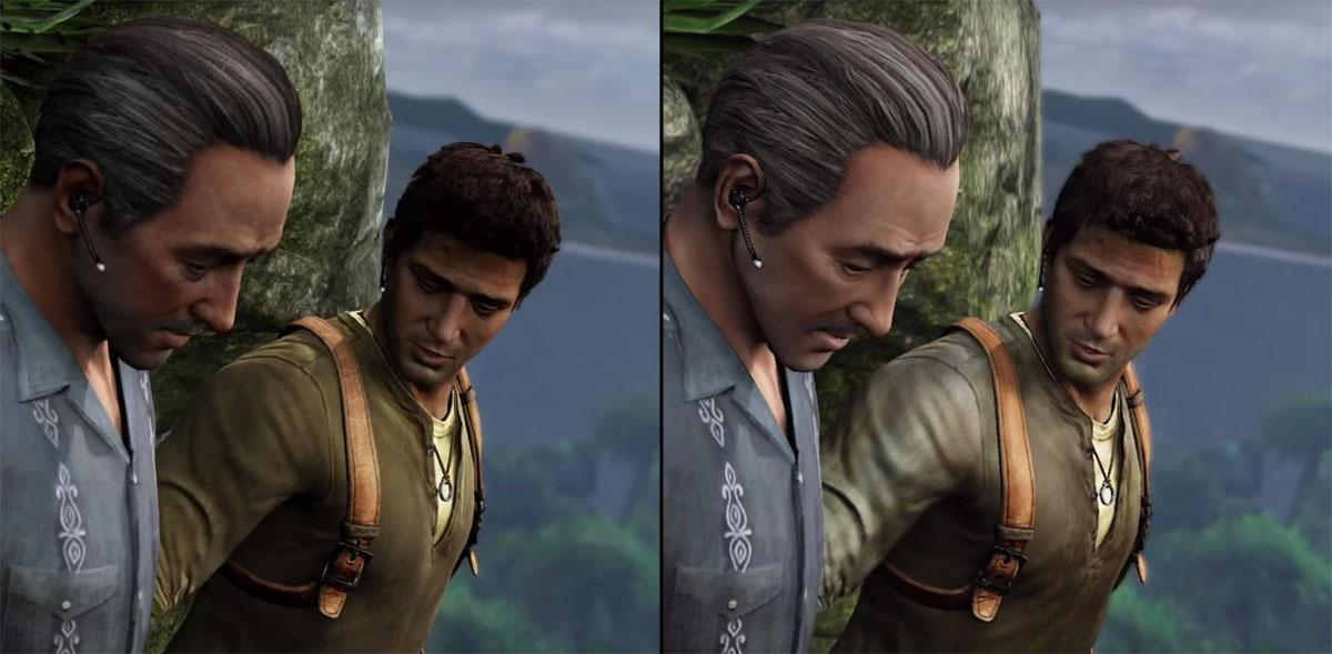 The Uncharted Ps4 Collection Isn T Just A Quick And Dirty Port