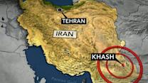 Powerful earthquake strikes near Iran-Pakistan border