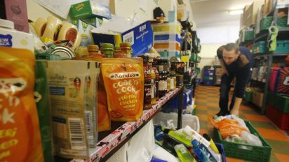 Benefits 'Not Covering Cost Of Essentials' As Record Increase In Use Of Foodbanks Revealed