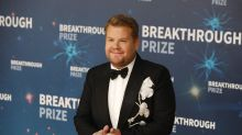 James Corden admits he 'behaved like a brat' when he first became famous