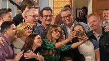 Sofia Vergara, Eric Stonestreet & More Mark Final Day of Filming Modern Family After 11 Years