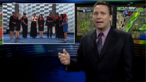 Dallas Weatherman Resigns After Post Bashing DNC For 'Parading Mothers of Slain Thugs'