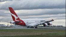 Qantas lists nine cities for pilot school