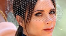 Victoria Beckham pokes fun at her royal wedding pout in new Instagram post